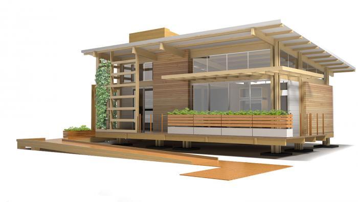 LOGEMENT COLLECTIF: Un toit modulaire mais fiable
