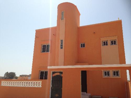 Immobilier au s n gal villa appartement maison for Plan maison 150m2 senegal